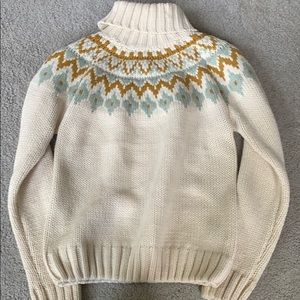 Cozy Knit Turtleneck Sweater